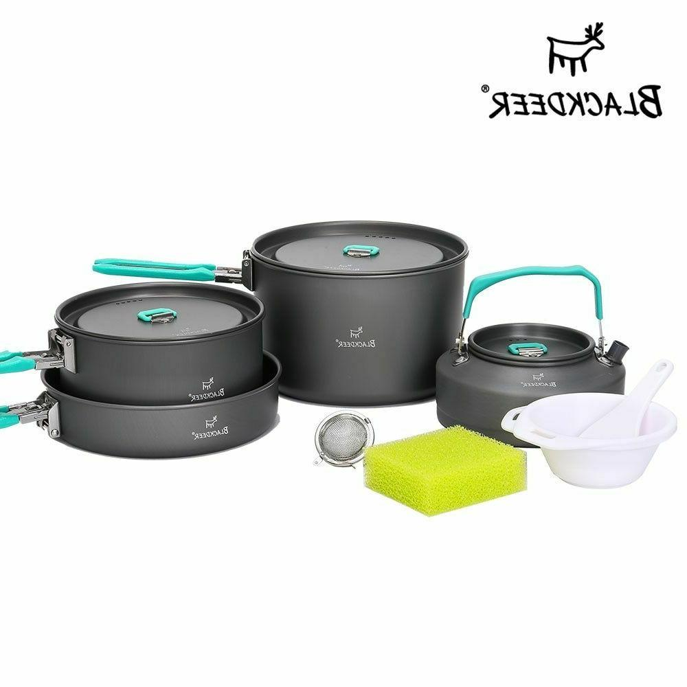 blackdeer outdoor camping tableware set backpacking picnic