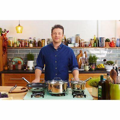 Jamie Oliver Everyday 28cm Stainless Steel Frying Pan