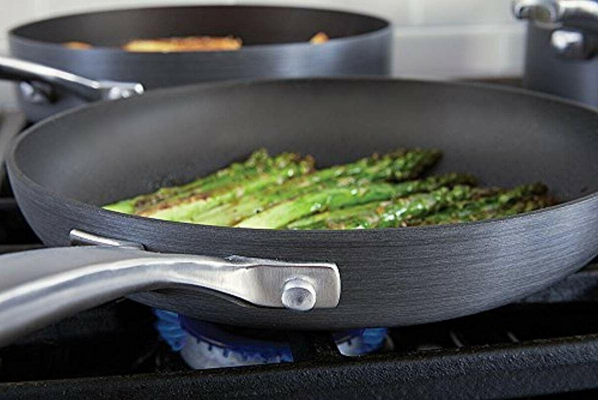 Calphalon Piece Fry Pan Frying Stainless