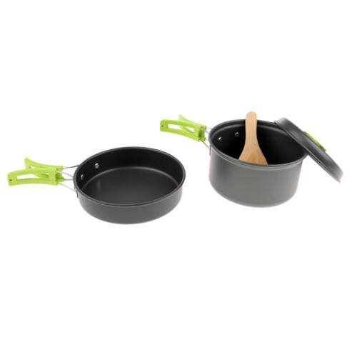 Camping Frying Spoon Supplies Set