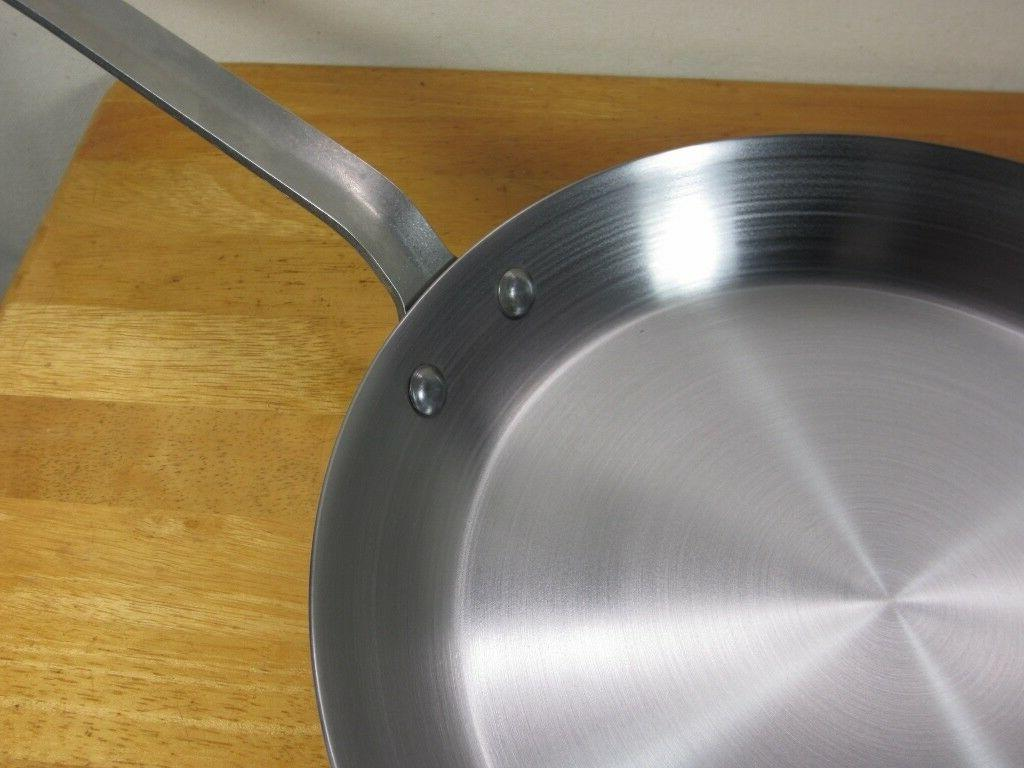 Carbon Steel Cookware Pan Handmade in the