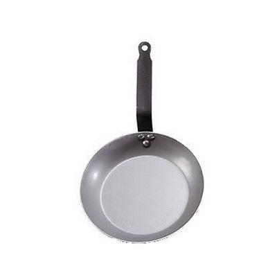 carbone plus steel frying pan made of
