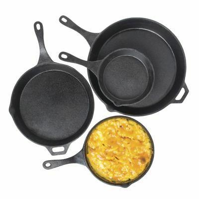 American Metalcraft Cast Iron Fry Pan Oz - x
