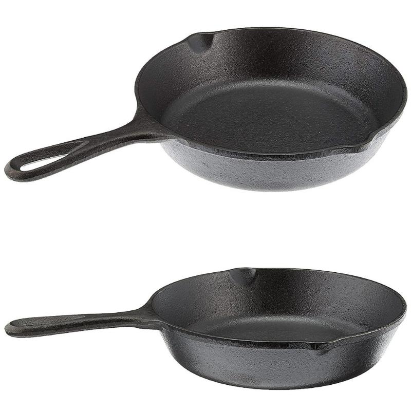 Cast With Lid LODGE Cookware Skillet