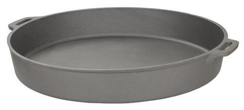 cast iron jumbo skillet