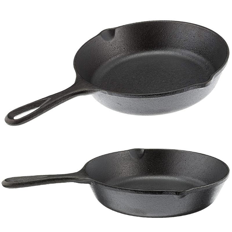 LODGE Pan Set Cooking Frying