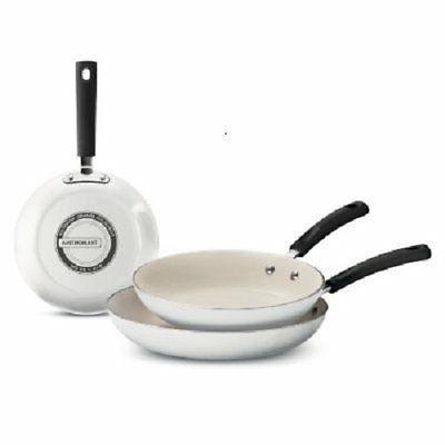 ceramic reinforced nonstick fry pans