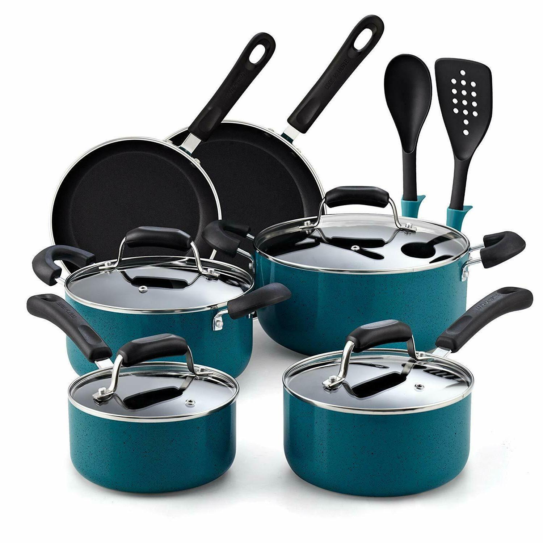 cookware set dutch oven saucepan frypan pots
