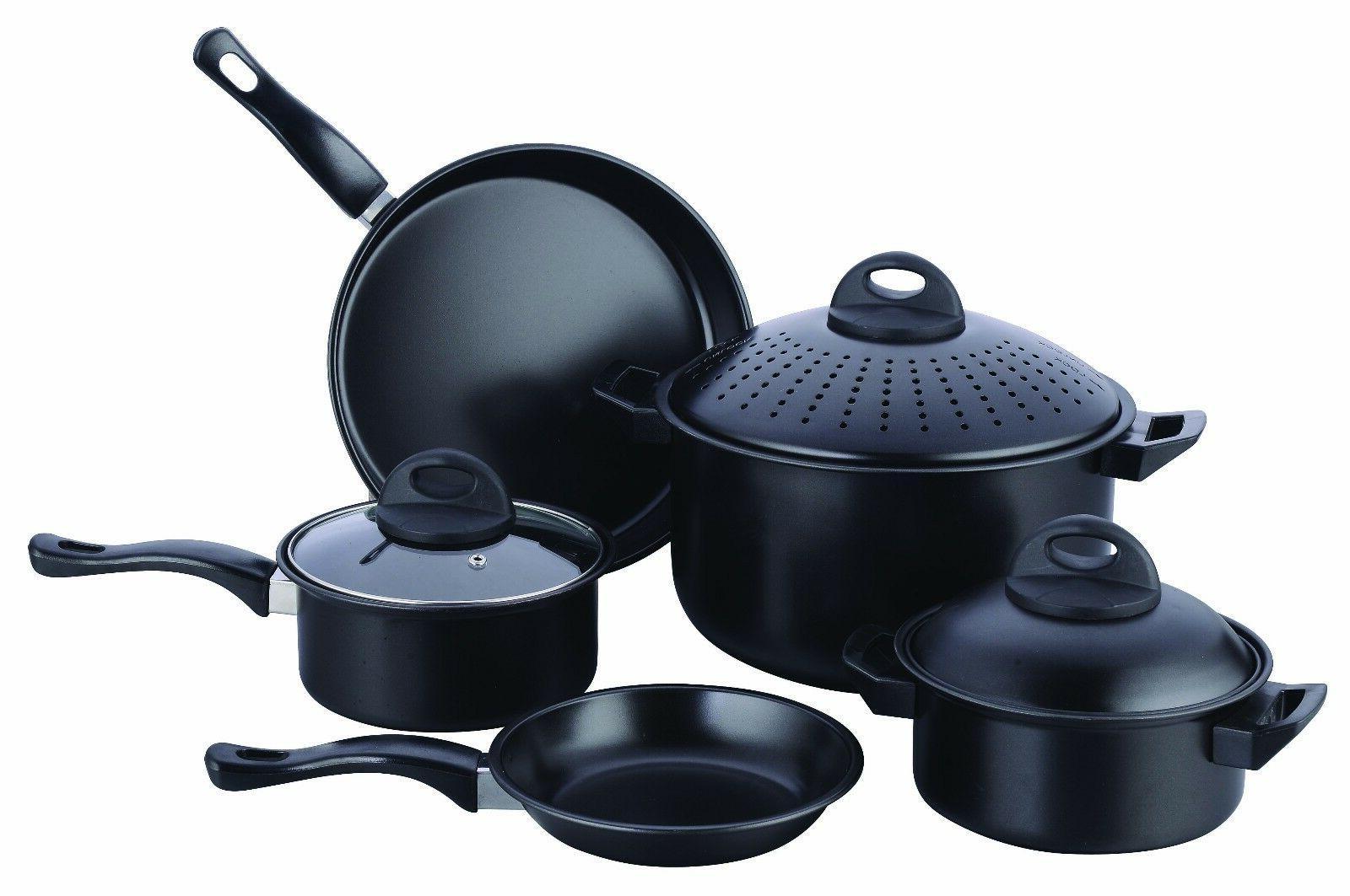 Cookware Pot W/ Sauce Pan