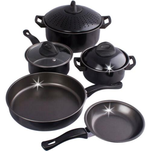 cookware set kitchen pasta pot w strainer