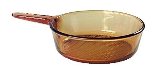 corning visions amber chicken fryer