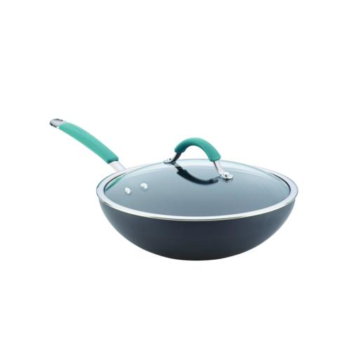 cucina hard anodized nonstick covered