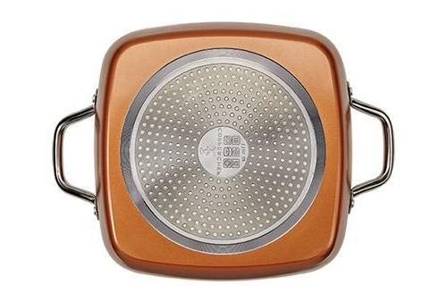 Copper Casserole Pan
