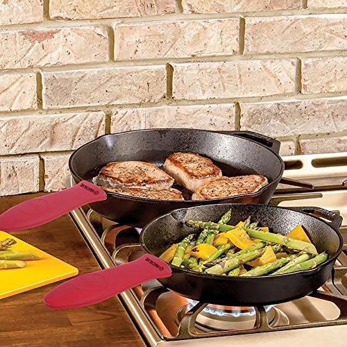 Grill Plastic Set Silicone Hot Cast Pans Griddles