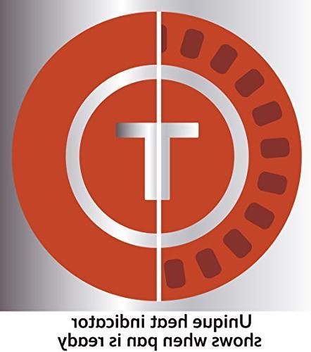 """T-Fal E9380894 Professional Non-Stick 12.5"""" 1"""