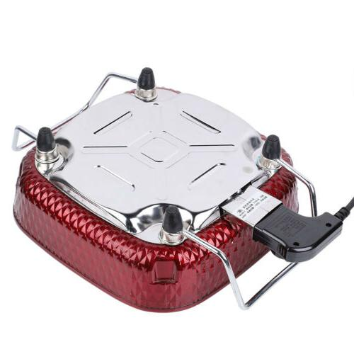Electric Skillet Electric Frying Inch Electric Deep NEW