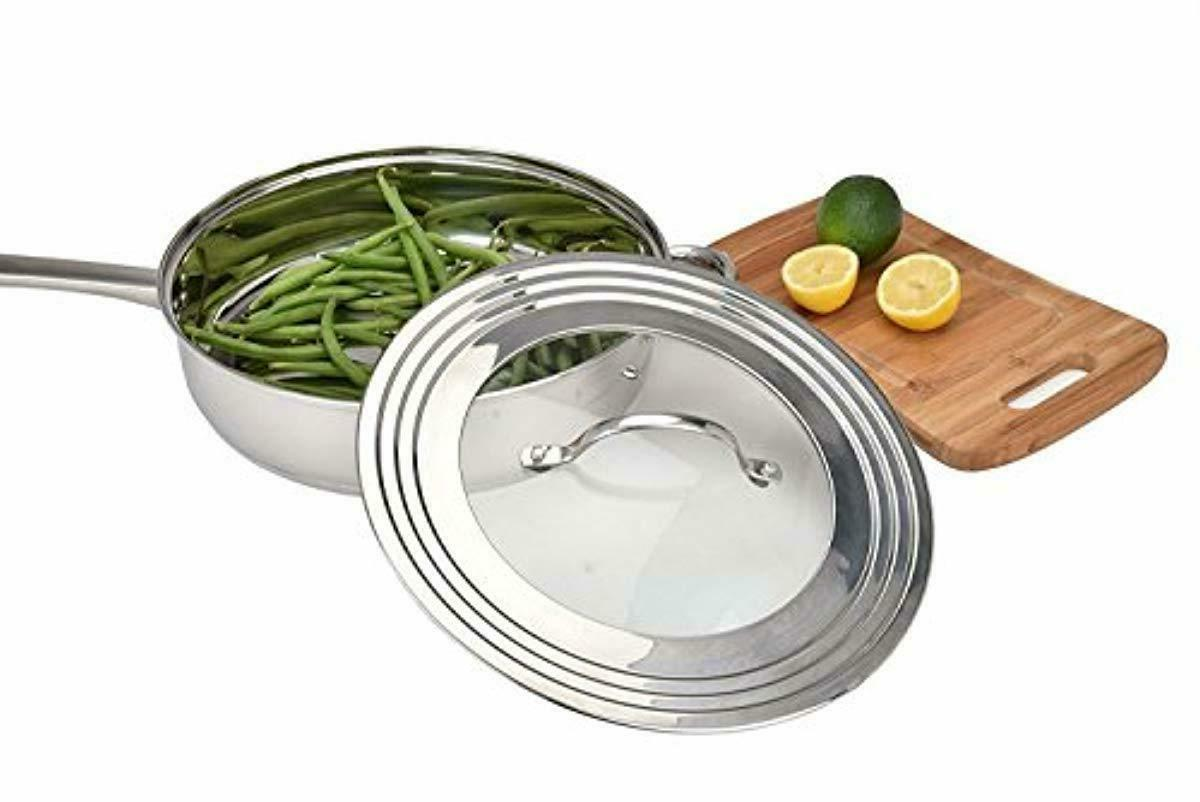 Elegant Universal Pots Frying Cookware