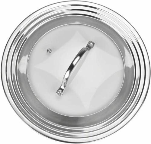 elegant stainless steel glass universal