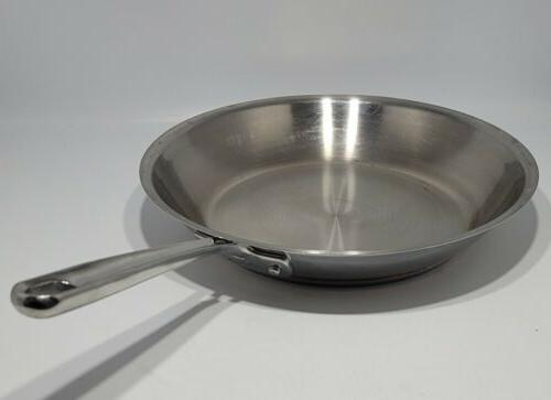 emeril 12 inch stainless steel copper core