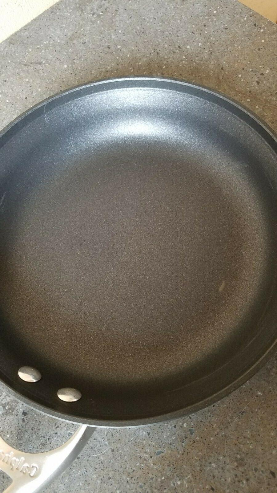 Calphalon Pan Contemporary Non Stick 10-Inch and Heavy Gauge