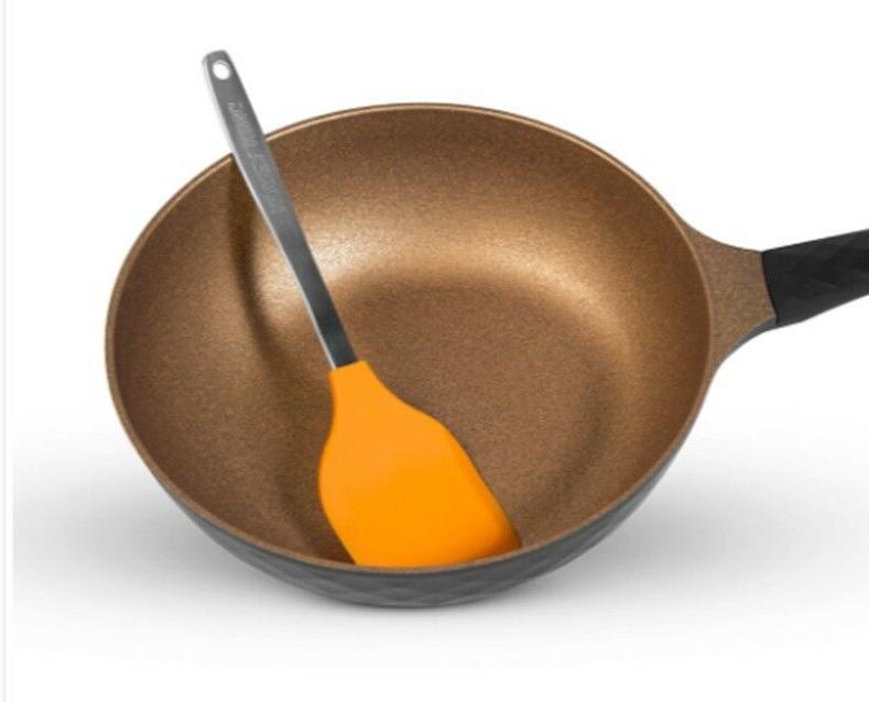 Frying cook ware, titanium King