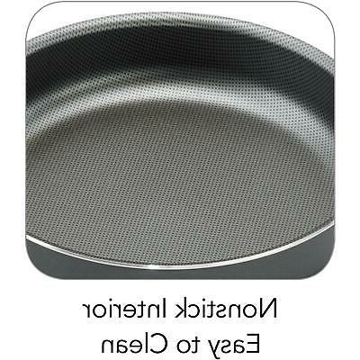 Giant Quart Non Stick Frying Pan Covered