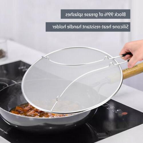13 Screen for Frying Pan Handle