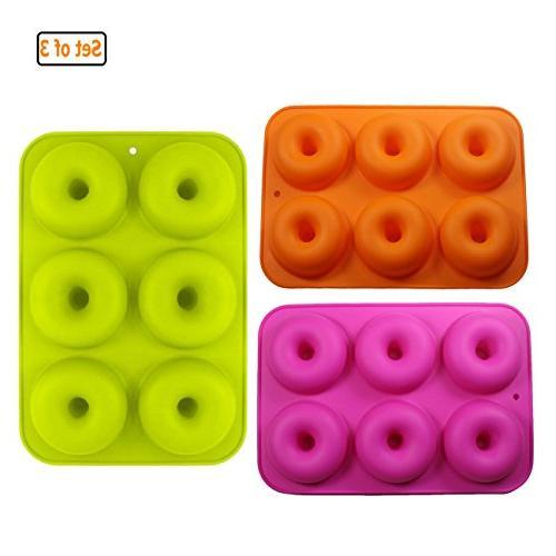 gudoqi donut mold food grade