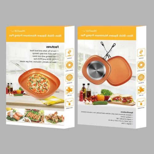 Healthy Copper Frying Bottom Kitchen Cookware