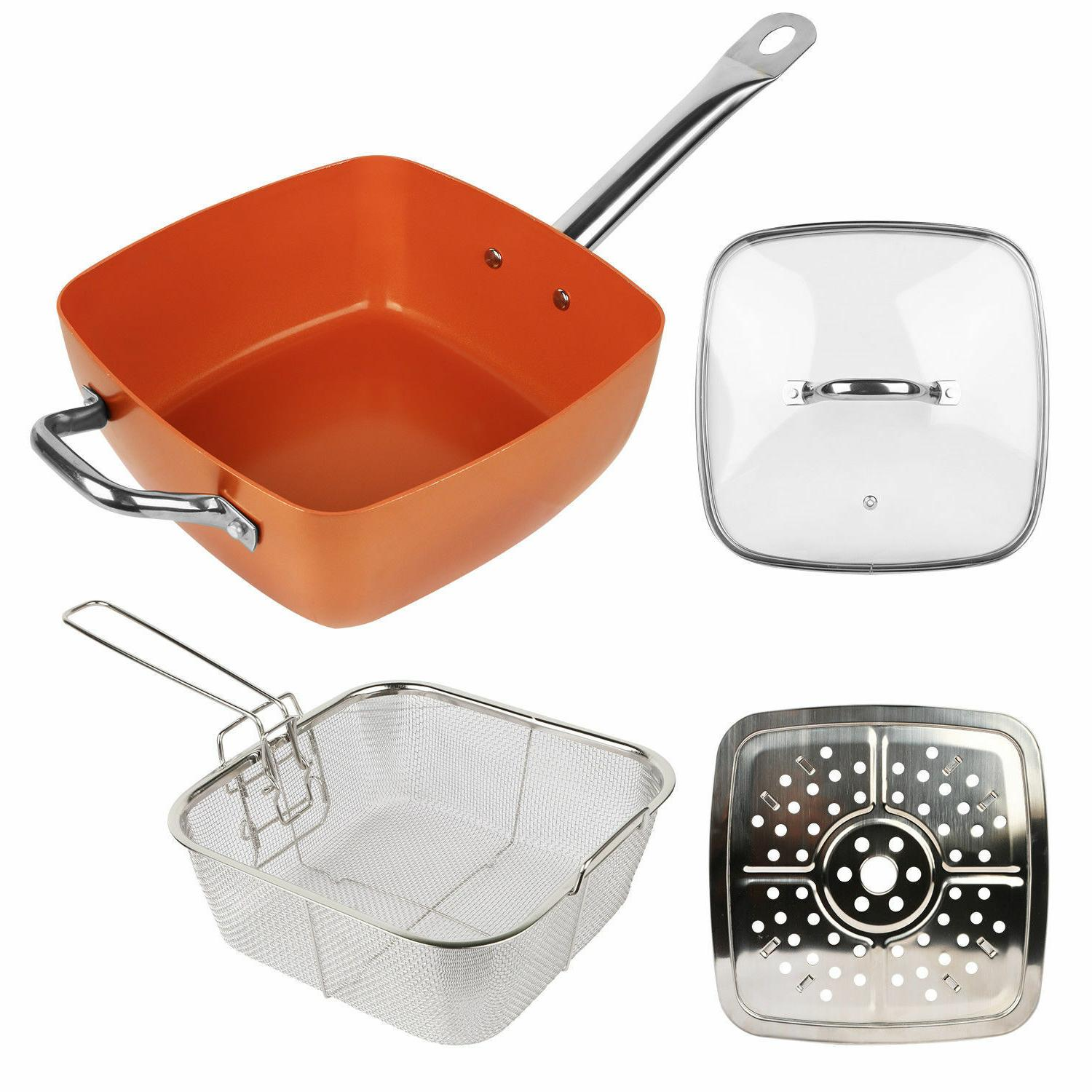 Healthy Induction Bottom Kitchen Cookware