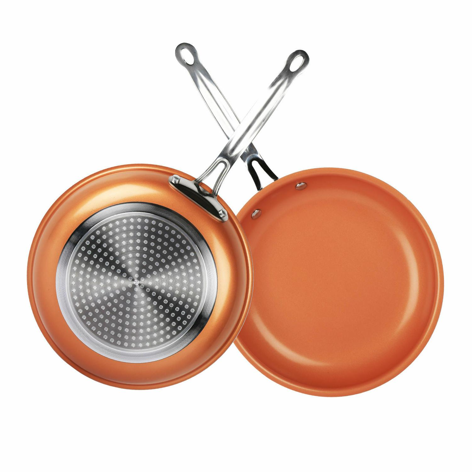 Healthy Non Stick Induction Bottom Frying Kitchen Cookware