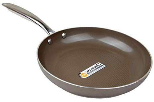 WaxonWare 5 Piece Nonstick Cookware Frying Pan, Nonstick Pots and Set, and Safe With Coating