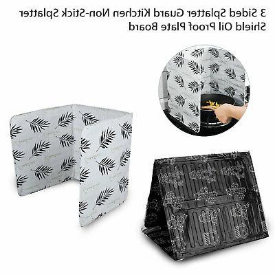 Kitchen Cover Shield Guard Cooking Frying Pan US