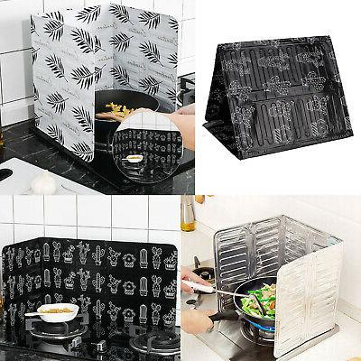 kitchen cover anti splatter shield guard cooking
