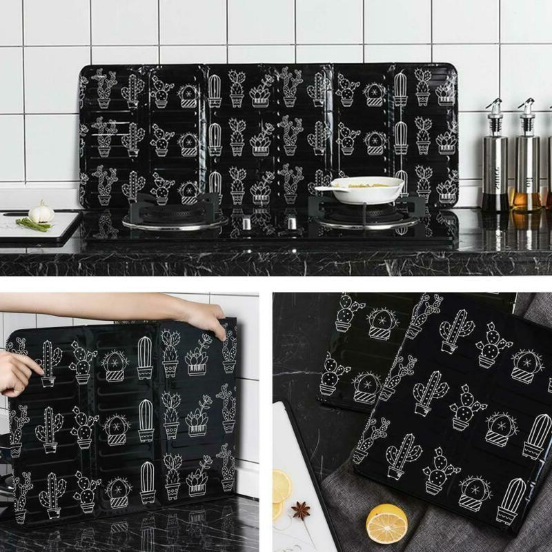 Kitchen Cover Anti Shield Frying Pan Oil Splash Tools