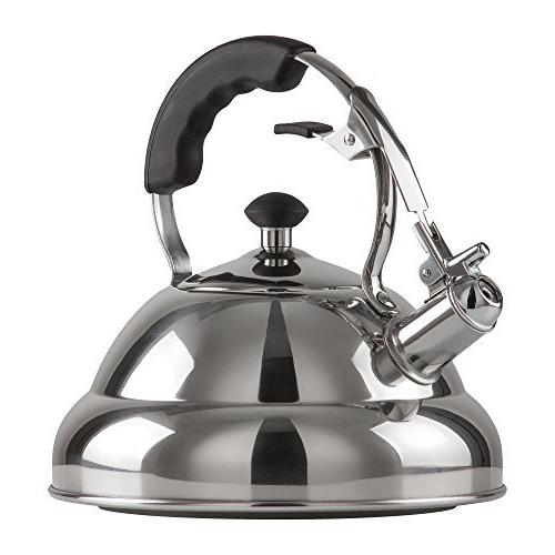 Chef's Secret KTTKC Surgical Stainless Steel Tea Kettle With