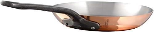 Mauviel 6544.20 MHeritage M250C 2.5mm Copper Round Frying Pan 8,
