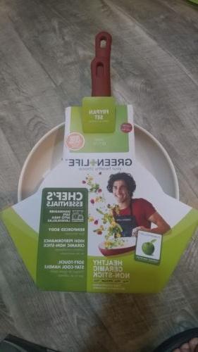 new green life ceramic non stick 10