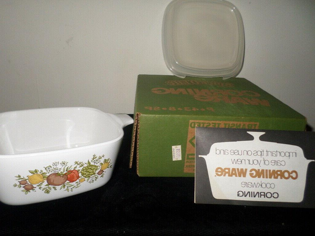 New Ware Spice of Life - 2 Petite Pan w/
