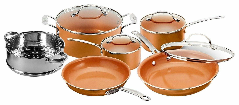 nonstick frying pan cookware set