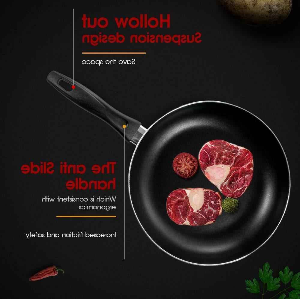 2PC Non Pan Set Frying Induction Cookware