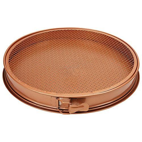 "Copper 12"" Crisper Tray Pan"