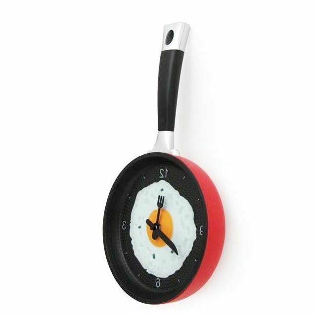Plastic Modern Clock Watch Decor
