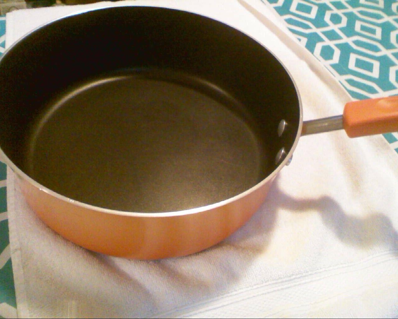 Rachael Cookware 3 qt Pan