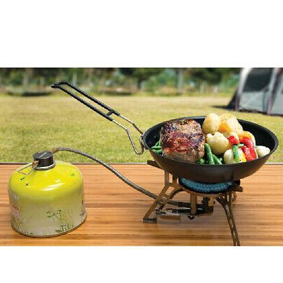 Portable Cast Backpacking Camping with