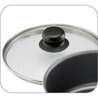Tramontina PrimaWare 18-Piece Nonstick Cookware Steel Gray