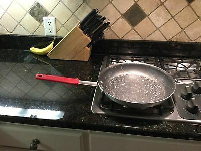 proline restaurant nonstick fry pan
