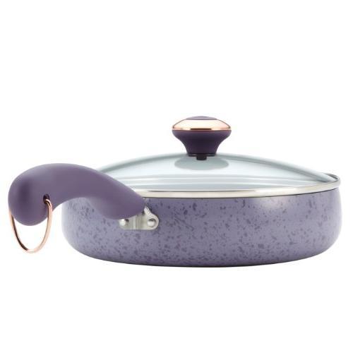 Paula Signature 15-pc. Lavender Cookware Set