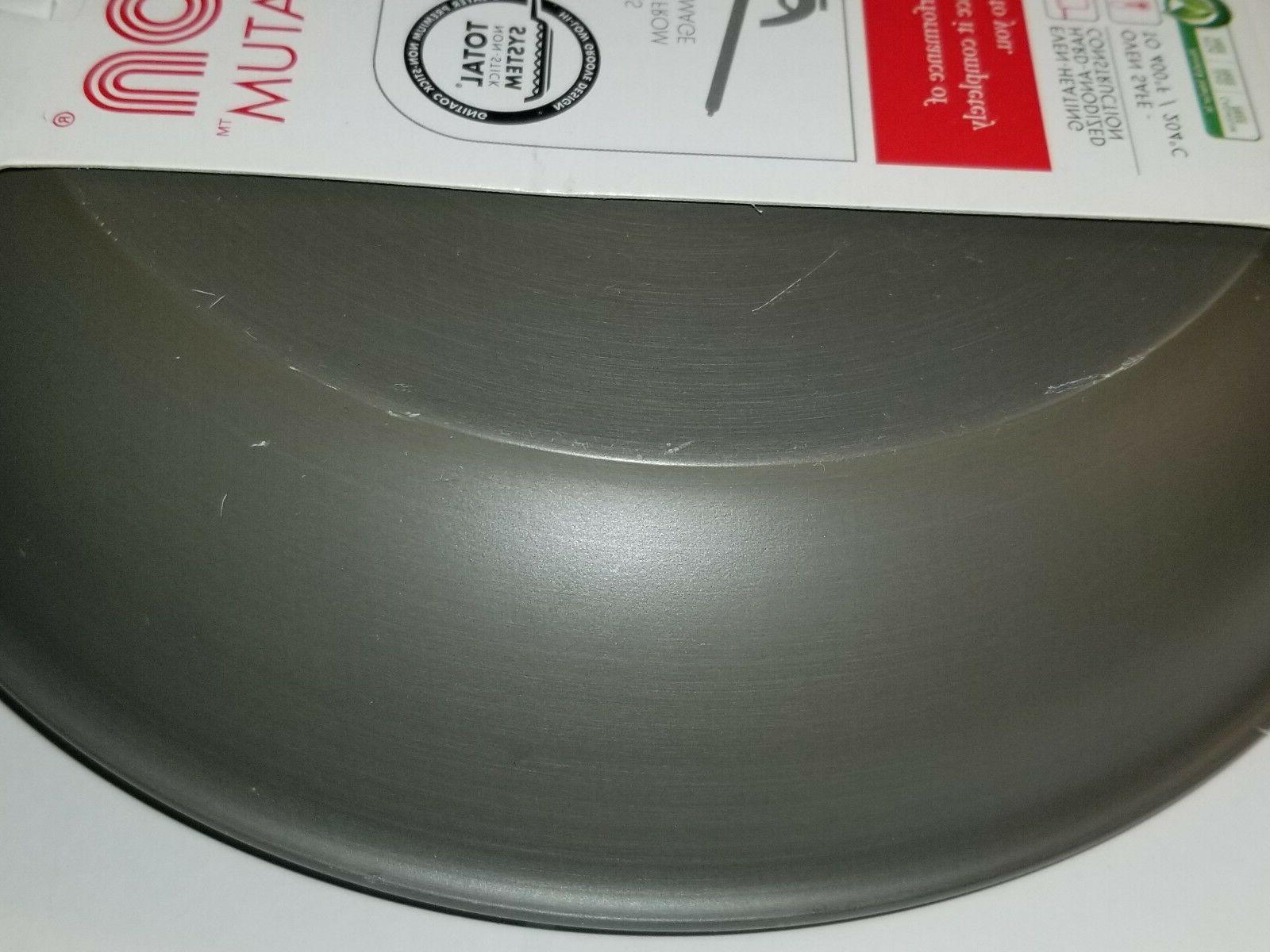Skillet Circulon Innovatum Gray Non Stick Frying