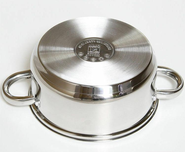 Stainless Pots Pans Frying Pan Casserole Pc